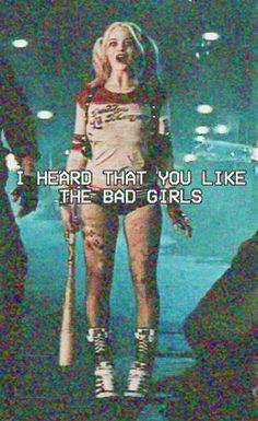 Harley Quinn // Lana Del Rey #LDR #Video_Games #Suicide_Squad