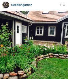 Scandinavian Garden, Sweet Home, Patio, Outdoor Decor, Home Decor, Decoration Home, House Beautiful, Terrace, Room Decor