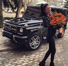 #gwagon #YSL #Roses