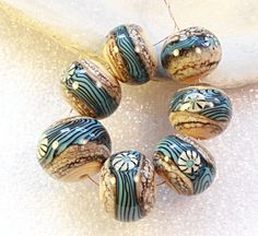 Lampwork++Art+Beads+by+Jeanniesbeads+463+by+JEANNIESBEADS+on+Etsy
