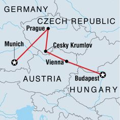 Travel through the highlights of Germany, Czech Republic, Austria and Hungary - Intrepid Travel