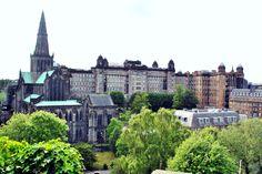 GRI & Glasgow Cathedral