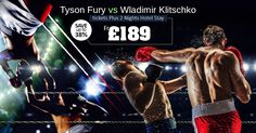 Tyson Fury vs Wladimir Klitschko  Tickets Plus 2 Nights Hotel Stay  From £189  |  Save up to 38%  |  📱 WhatsApp: 0786 002 6636  | ☎ Contact us: 0203 515 9024  | 💻 Visit us: https://www.tourcenter.uk/  |  #tourcenteruk #travel #tours #holiday #tourpackages #holidaypackages #flightdeals