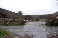 Swedish castle barn