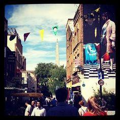 Whitecross market London