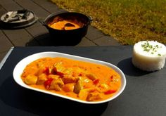Bbq, Thai Red Curry, Ethnic Recipes, Food, Goulash Recipes, Gypsy, Treats, Easy Meals, Cooking