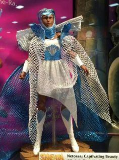 Netossa prototype doll 2016. Princess of power She Ra #wewantmoreshera