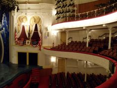 Ford's Theater where President Lincoln was shot.  Washington, D.C.