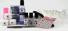 Acryl Starters Pakket Beauty Nails, Groot, Starters, Necklaces