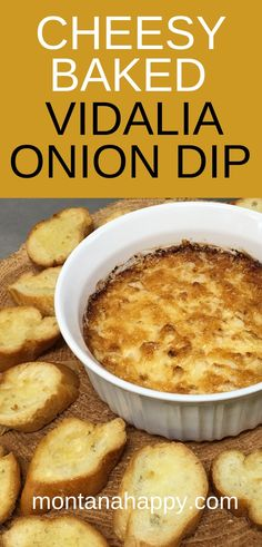 Cheesy Baked Vidalia Onion Dip is an easy recipe that is great for any type of gathering. Hot dip never tasted so good when paired with a toasted baguette. Winter Desserts, Köstliche Desserts, Delicious Desserts, Dessert Recipes, Hot Fudge Cake, Hot Chocolate Fudge, Slow Cooker Desserts, Fudge Recipes, Crockpot Recipes