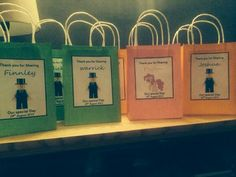 Childs favors