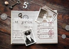 Giving gift cards this holiday? Jazz up your giftables with this recycled mini-scrapbook project.