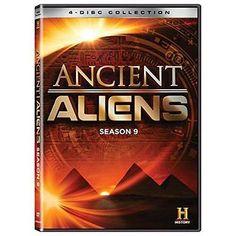 Ancient Aliens: Season 9 [DVD] New