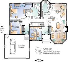 Casa plan W2270