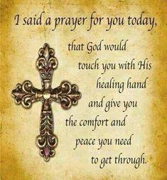 Prayer For A Friend, Prayer For Today, Say A Prayer, Faith Prayer, Power Of Prayer, Jesus Faith, Strength Prayer, Today's Prayer, Dear Friend