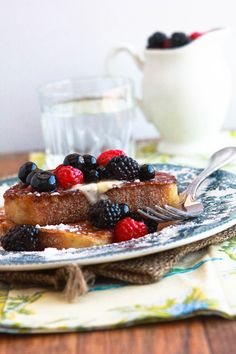 Banana-Almond French Toast