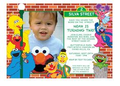 Sesame Street Birthday Party Ideas | Photo 2 of 18