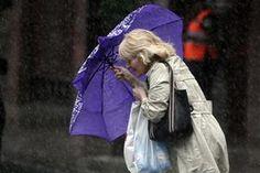 Llueve en Buenos Aires y hay alerta de granizo - lanacion.com