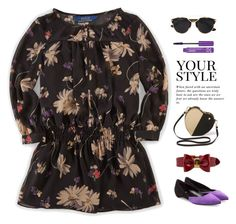 """""""~Delicate Style~"""" by amethyst0818 ❤ liked on Polyvore featuring Pussycat, Ralph Lauren, Christian Dior, Pierre Hardy, NYX, Louis Vuitton and PoloRalphLauren"""