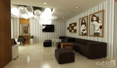 salon design interior | was designed for daily operation of hairdressing and beauty salon the ...