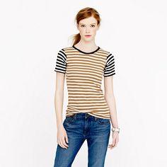 two tone stripes