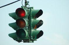 Trafikljus, Denver / Street light, Denver
