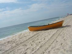 Lifeguard boat Unit II Ocean Beach, NJ