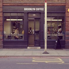 Brooklyn Coffee | London