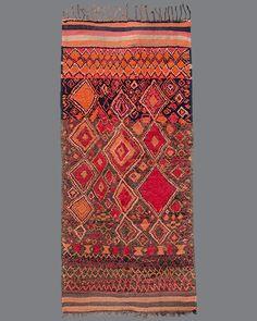 Rehamna . RH05 . Vintage Moroccan Carpets + Wares // Breuckelen Berber