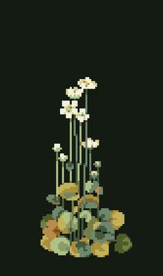 Cool Pixel Art, Cool Art, Faire Du Pixel Art, Pixel Art Background, 8 Bit Art, Pix Art, Pixel Design, Pixel Art Games, Cross Stitch Art