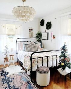 #DiyCraftsForRoomDecor Master Bedroom Layout, Cozy Bedroom, Modern Bedroom, Bedroom Decor, Contemporary Bedroom, Master Suite, Bedroom Bed, Teen Bedroom, Girl Bedrooms