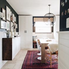 Vision for the Dining Room Built-Ins {My New House | Built ins ...