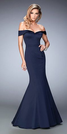 eccead8747cca ... plus size formal dresses, and evening gowns and accessories for special  occasions. Elegant Off the Shoulder Dress