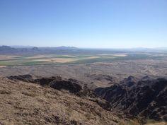 Love the Arizona skyline there's more than just desert here. Telegraph Pass AZ [3264x2448][OC]