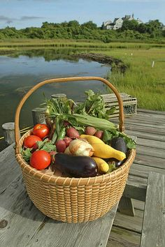 harvest, Nantucket Island, MA | Century House Nantuck