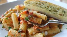 Recipe for Rigatoni Sorrentina from Seawatch Restaurant in Ft Lauderdale