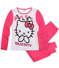 Hello Kitty Pyjama pink