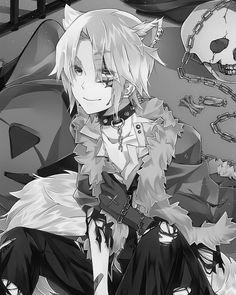 Allen (D.Gray-man) Inumimi