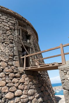 Gun Fort, Cotillo, Fuertaventura, Canary Islands