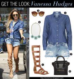 Vanessa Hudgens style for less  #fashionblog