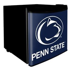 Boelter Brands Penn State 1.7 cu. ft. Dorm Room Refrigerator (Black, Size ) - NCAA Licensed Product, NCAA Accessories at Academy Sports
