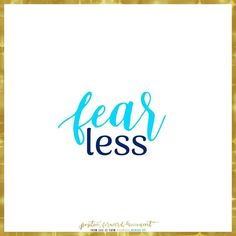 You weren't meant to own your fears the way you do a coat car or home. Fear has a place it just isn't a permanent one. #fearless #powerful #powerword #lessfear #morelove #positiveforwardmovement