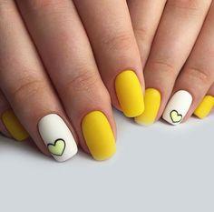 Manicure Nail Designs, Heart Nail Designs, Fall Nail Art Designs, Acrylic Nail Designs, Nail Manicure, Diy Nails, Acrylic Tips, Nail Polish, Manicure Ideas
