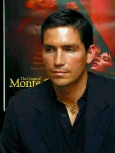 Never have enough pictures of Jim Caviezel