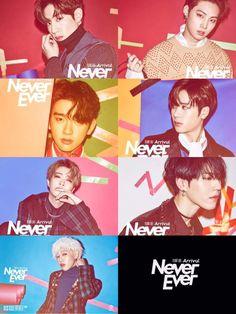 Got7 Never Ever teaser images 2.