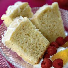 Coconut Lemon Bread