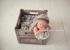 "LearnShootInspire.com ""One a Day"" by Susan Bartolini Photography on Facebook! #newborn #photography"