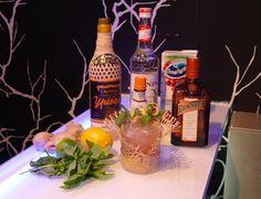 Winner of the Ypioca cocktail competition 2012     Vinder cocktailen 2012