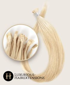 Hairextensions die permanent blijven zitten en voelen als je eigen haar, of zelfs beter? De Deluxe Flat Tips (0,5 cm x 0,5 cm) Keratine Extensions van het professionele merk Luxururious-Hairextensions zijn ideaal als je een mooi volle of lange bos haar wilt creëren. Alle extensions zijn gemaakt van 100% Human Cuticle Remy Hair en van de hoogste Virgin Quality, Double Drawn. Kies uit meer dan 15 kleuren en bestel direct!