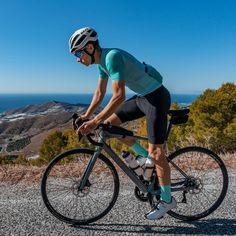 3 various fabrics with excellent breathability. Shop at luxa. Sierra Nevada, Cycling Outfit, Fabrics, Bicycle, Mint, Socks, Stylish, Photos, Outfits